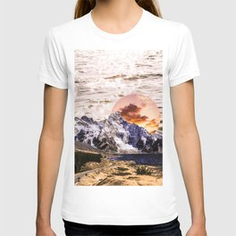 Where Space Meets the Clouds, 2018 T-shirt