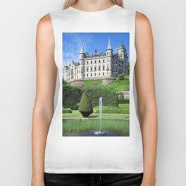 Dunrobin Castle  Biker Tank