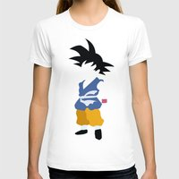 goku T-shirts featuring Goku  by JHTY