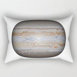 Planet Jupiter Rectangular Pillow