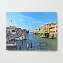 Giudecca Island, Venice Metal Print