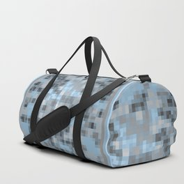 MOSAIC LIGHT BLUE Duffle Bag