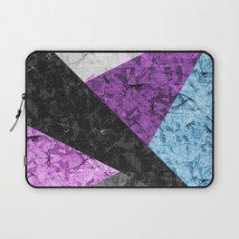 Marble Geometric Background G437 Laptop Sleeve