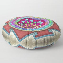Sri Yantra VII.VI Floor Pillow