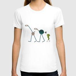 Kitchen Tools Parade T-shirt