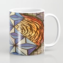 Geo Space Coffee Mug