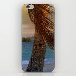 tropical sumer iPhone Skin