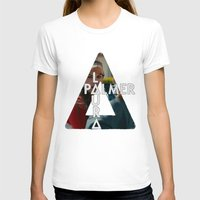 laura palmer T-shirts featuring Bastille - Laura Palmer by Thafrayer