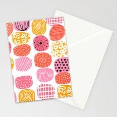 summer garden stories Stationery Cards
