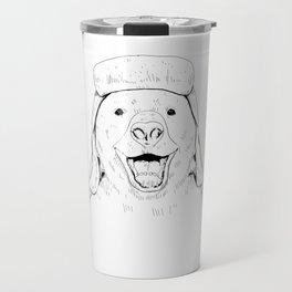 Bearly Furry Travel Mug