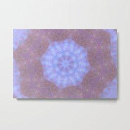 Dreamy Kaleidoscope Metal Print