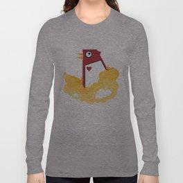 Big Chicken Long Sleeve T-shirt