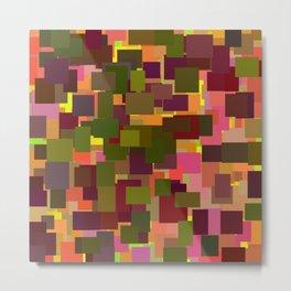color rectangles 004 Metal Print