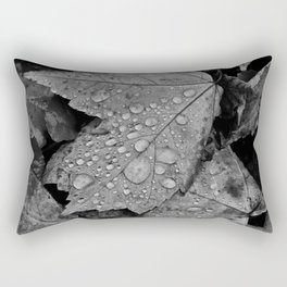 Droplets Rectangular Pillow