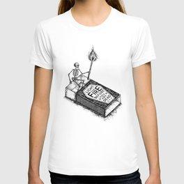 LIGHT YOUR FIRE T-shirt