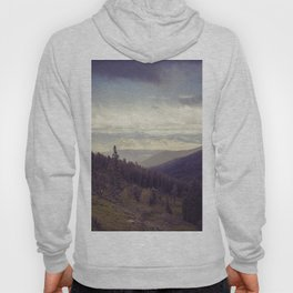 Above The Mountains Hoody