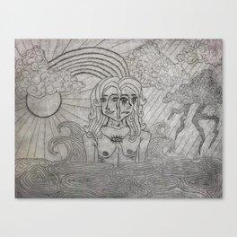 my sides Canvas Print