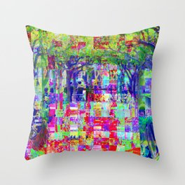 Equations involving a consequence of sequences. 09 Throw Pillow