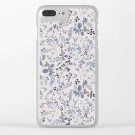 Tis The Season Clear iPhone Case