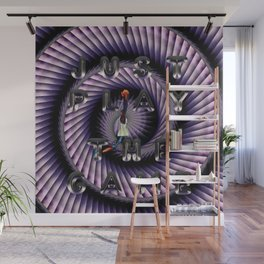 just play the game Wall Mural