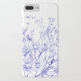 Daisies Field iPhone Case