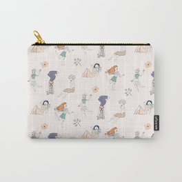 Softness + Strength Carry-All Pouch