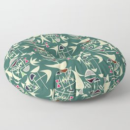 Peppermint Floor Pillow