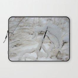 Winter Frost Laptop Sleeve