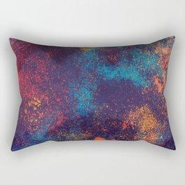 Colorful mix art Rectangular Pillow