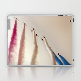 Vanilla sky Laptop & iPad Skin