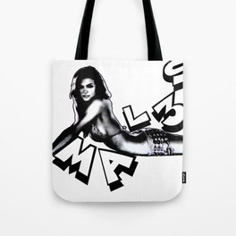 F3mal3s #4 Tote Bag