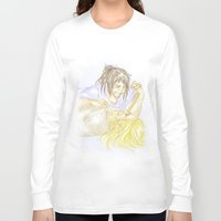 fili Long Sleeve T-shirts featuring Fili and Kili by JoySlash