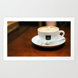 The Art of Java Art Print