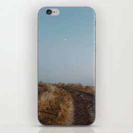 Summertime Road iPhone Skin
