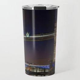 Tower Bridge (London, England) Travel Mug