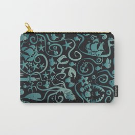 mermaids_b3 Carry-All Pouch