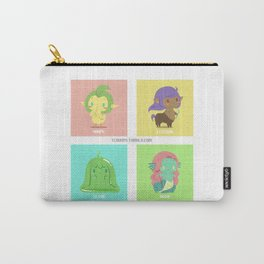 Monster Girls A Carry-All Pouch