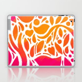 Sunshine Garden Laptop & iPad Skin