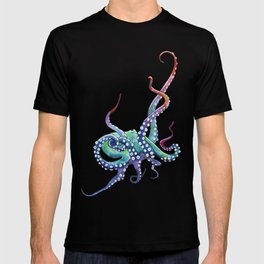 Rainbow Octopus T-shirt