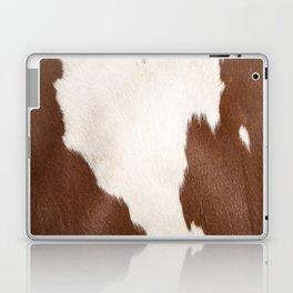 Brown Cowhide v4 Laptop & iPad Skin