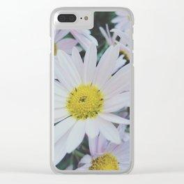 Daisy dream Clear iPhone Case