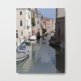 Venecia Metal Print
