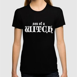 Son of a witch (Black) T-shirt