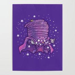 Cosmic Pancake Poster