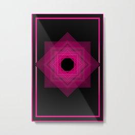 shape 1 Metal Print