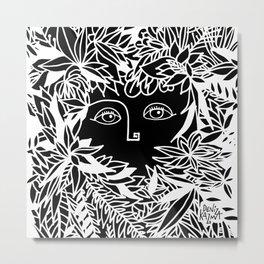 Awake Forest Metal Print