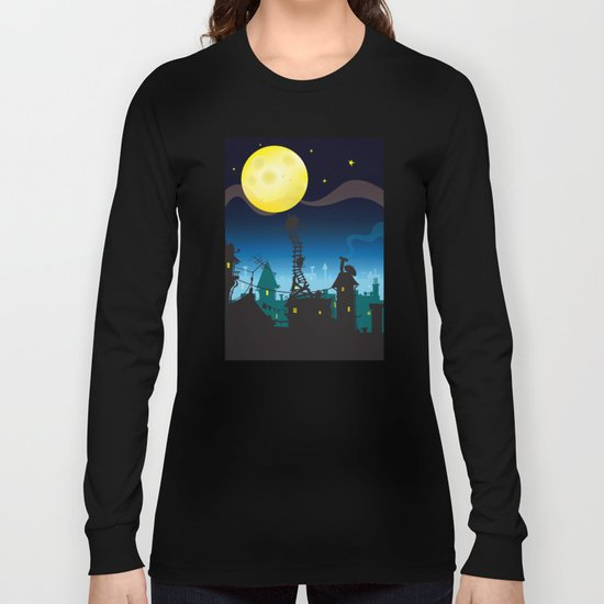 It must be Cheese Long Sleeve T-shirt