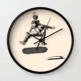 KickFlip Wall Clock