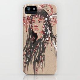 Queen 3 iPhone Case