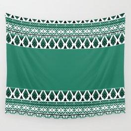 Geometric pattern Wall Tapestry